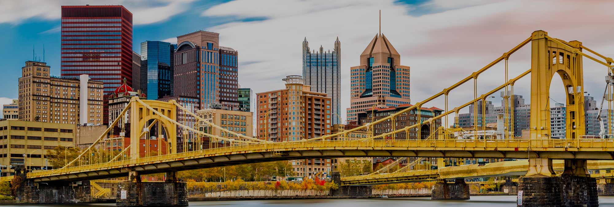 Welcome to the City of Pittsburgh